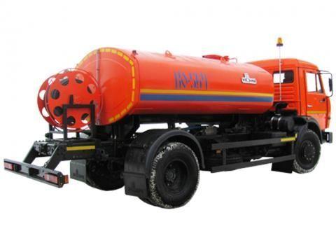 vozilo za čišćenje kanalizacije KAMAZ KO-564-20