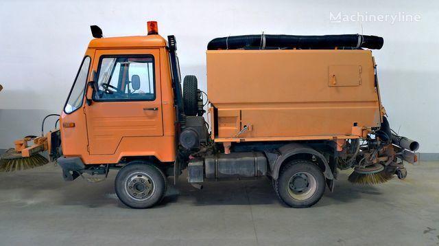 vozilo za čišćenje ulica MULTICAR 26 TRILETY MUK (+ SAUGE 5m