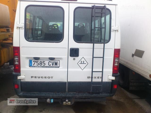 minibus furgon PEUGEOT BOXER 330 MH 2.8 HDI
