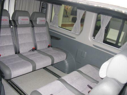 novi minivan PEUGEOT Boxer Tour Transformer