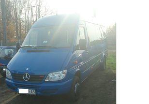 Putnički minibus MERCEDES BENZ Sprinter 416 CDI