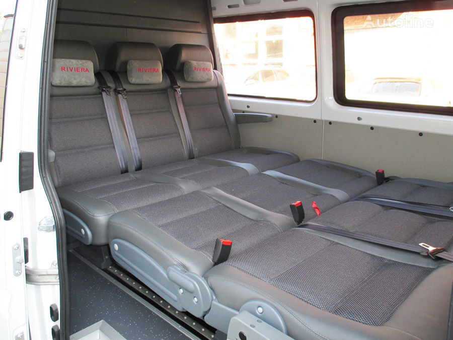 novi teretno-putnički minibus FORD Transit