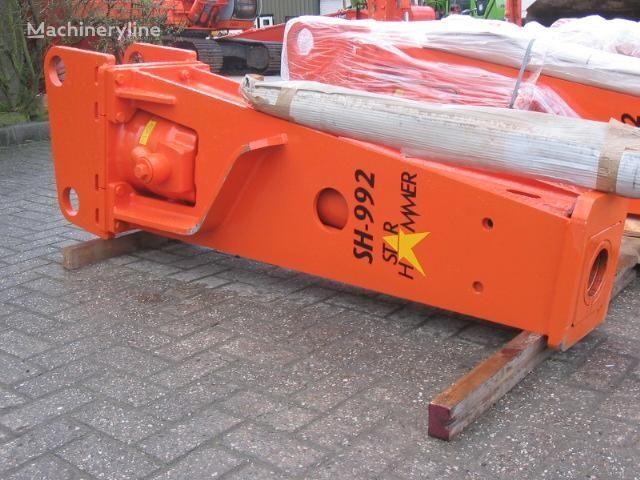 novi hidraulični čekić STAR Hammer SH 992