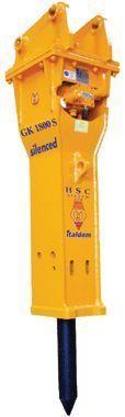 novi hidraulični čekić STAR Hammer G1800S