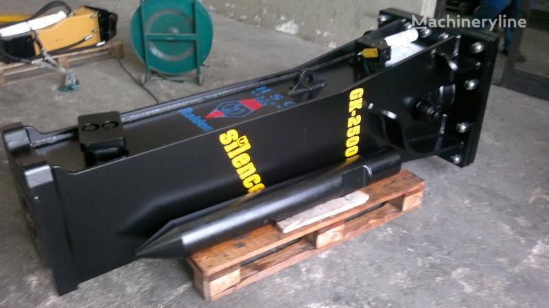 novi hidraulični čekić STAR Hammer G 2500S
