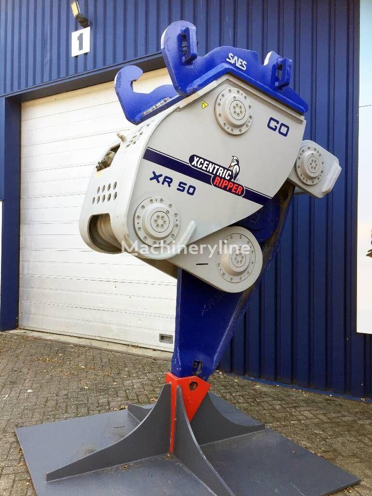 hidraulični čekić XCENTRIC Ripper XR 50