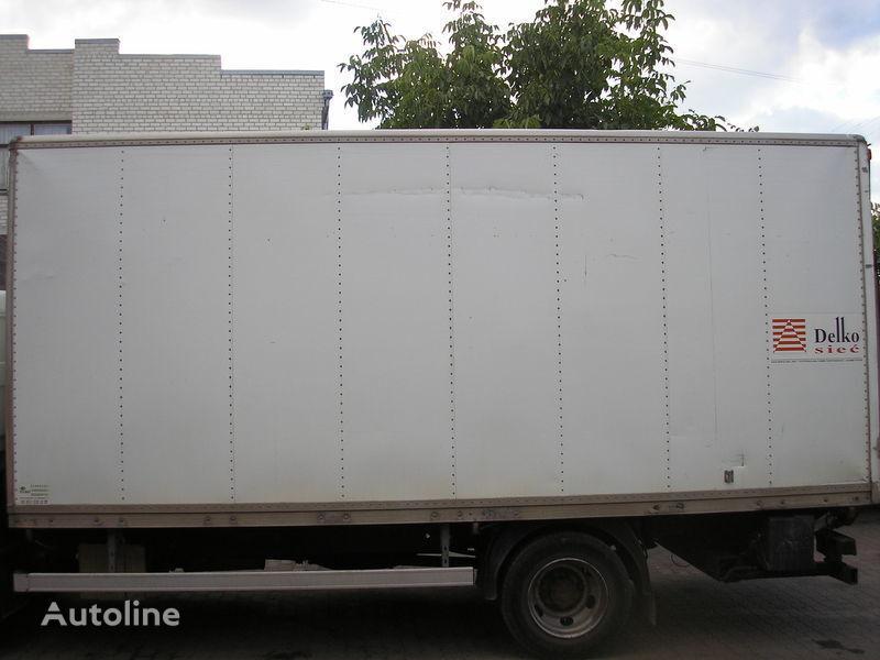 karoserija furgona MITSUBISHI canter