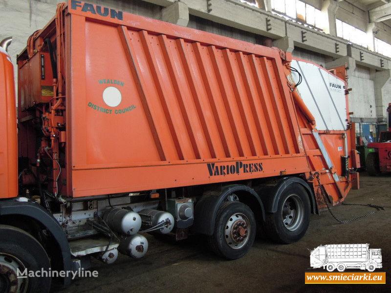 karoserija za prevoz smeća FAUN