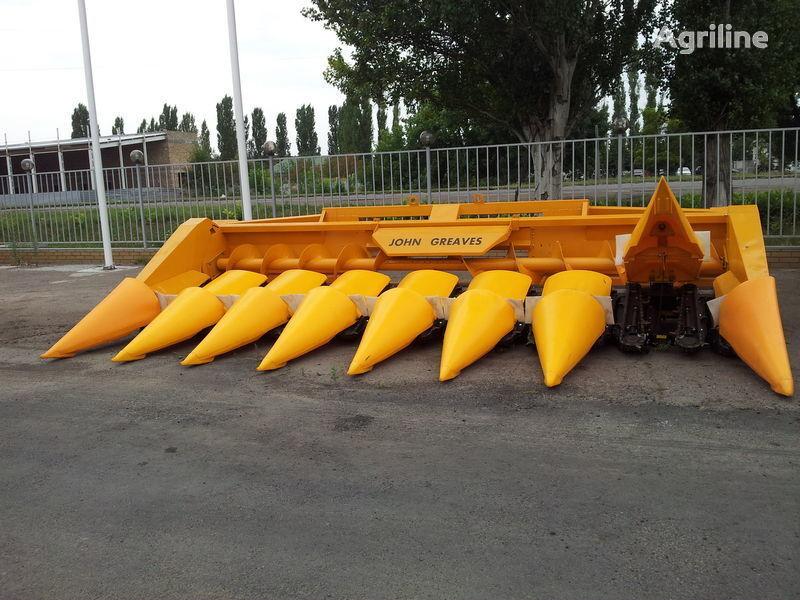 novi adapter za kukuruz  Zhatka dlya uborki kukuruzy