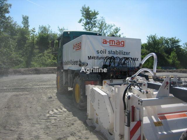 drobilica za drvo MAN TGA shredder