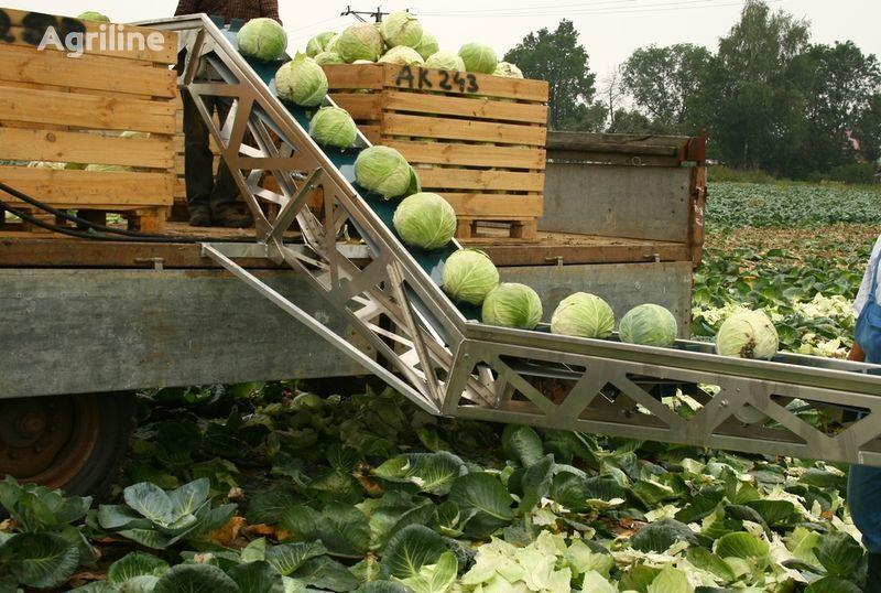 novi kombajn za krompir GRIMME Transporter dlya uborki kapusty
