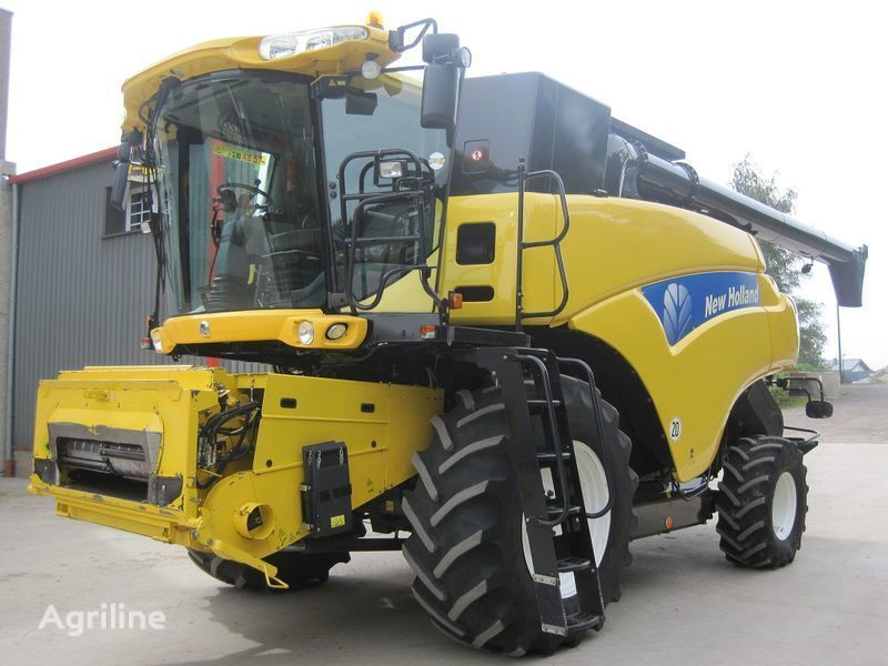 kombajn NEW HOLLAND CR 9080 Elevation HD