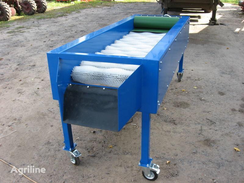 nova mašina za pranje povrća GRIMME Suhaya chistka 14 shchetok