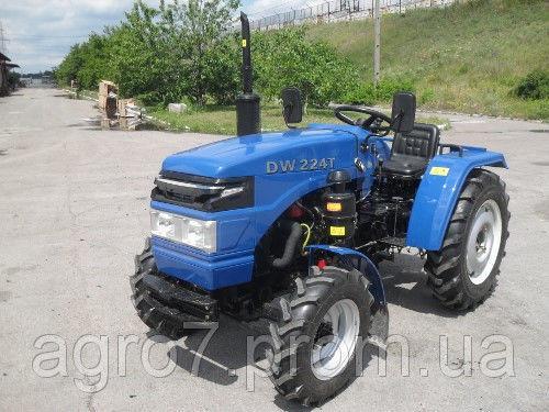 mini traktor DTZ Traktor DW 224T(4h4, 22l.s., GUR)