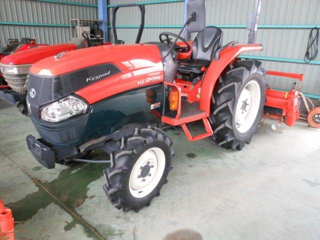 mini traktor KUBOTA