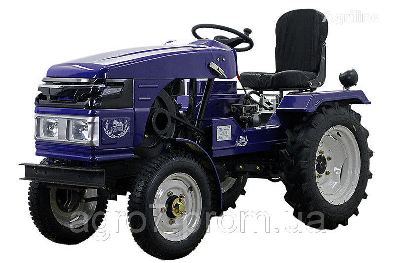 mini traktor Mototraktor dizelnyy Silach M-15(15 l.s)