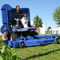 traktor kosilica ISEKI SF310
