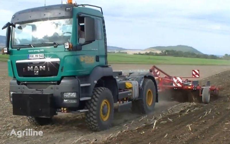 traktor točkaš FENDT man-trac.ru