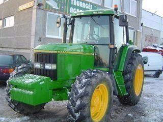 traktor točkaš JOHN DEERE 6600