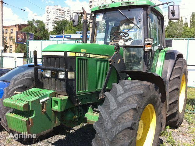 traktor točkaš JOHN DEERE 6910