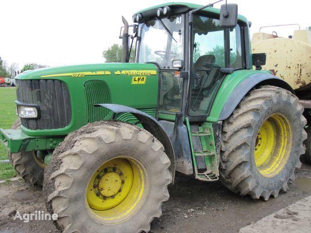 traktor točkaš JOHN DEERE 6920