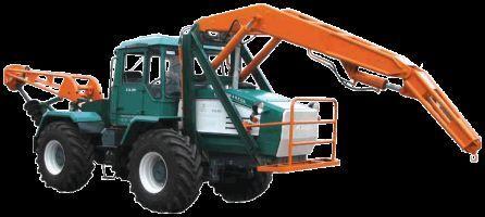 traktor točkaš HTA-200-BKM