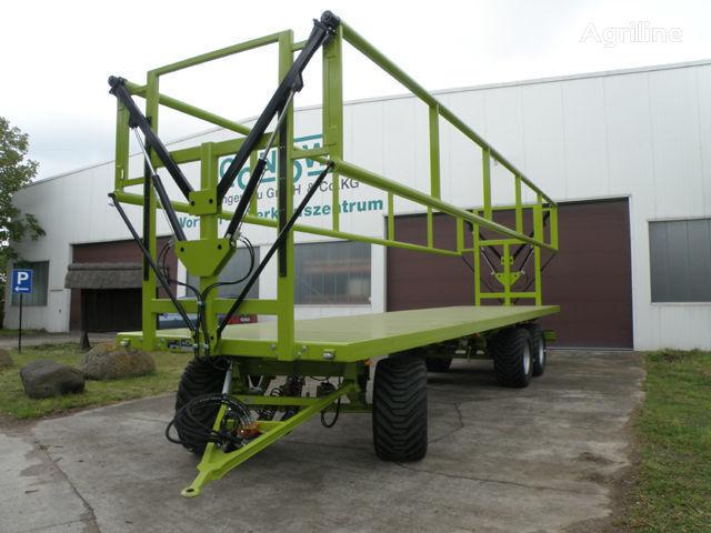 nova traktorska prikolica CONOW BTW V 9 Ballen-Transportwagen