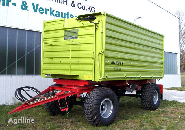 nova traktorska prikolica CONOW HW 180 Zweiseiten-Kipper V 9