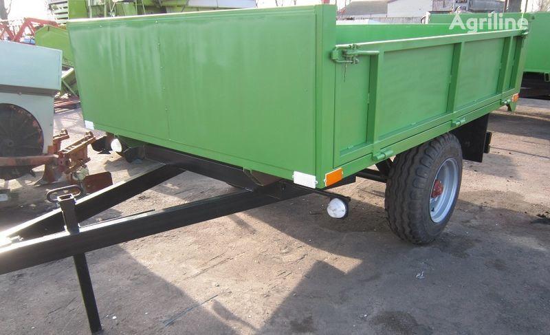 nova traktorska prikolica HTZ PTS