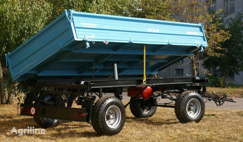 nova traktorska prikolica PTS-4,5