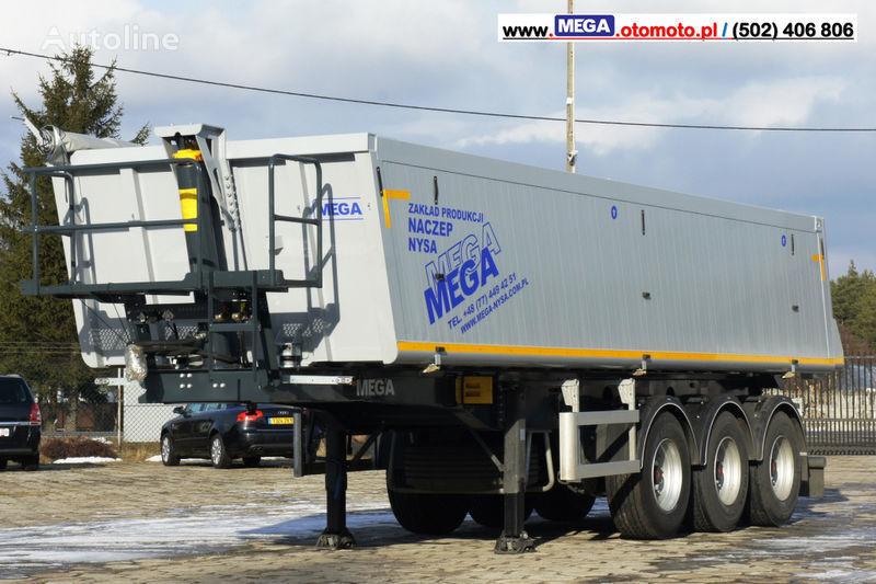nova poluprikolica kipera MEGA 30 m³ - SUPER LIGHT - 5,300 KG - SUPER PRICE !!! READY !!!