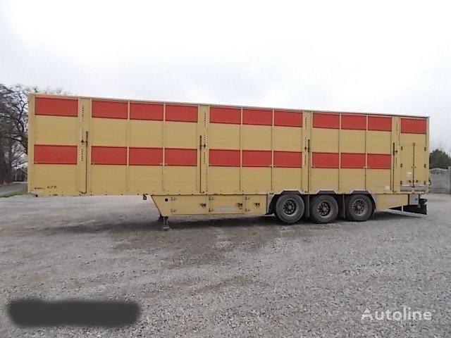poluprikolica za prevoz stoke PEZZAIOLI