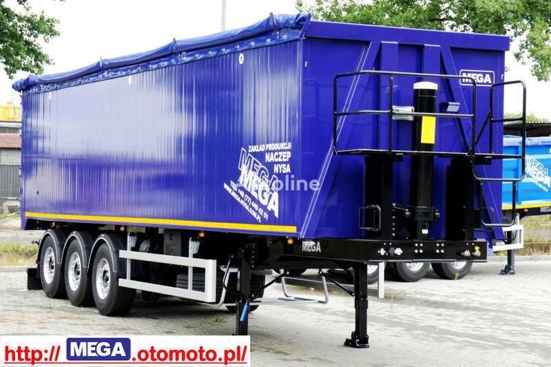 nova poluprikolica za prevoz zrna MEGA 55/11300 KD