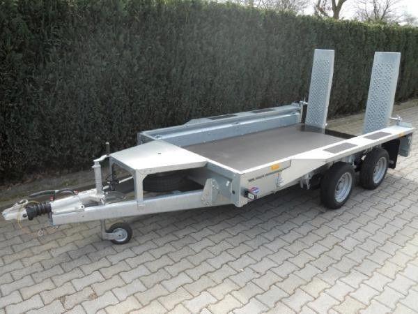 drumski voz-prikolica IFOR Williams GX106 3.5T PLANT TRAILER