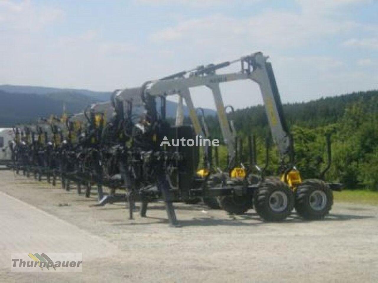 nova prikolica za prevoz drva 9T - 15 T