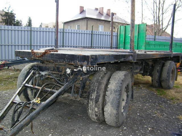 prikolica za prevoz drva PV 1612