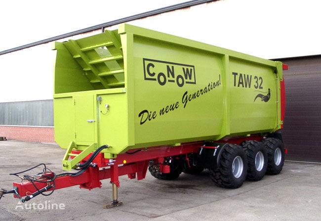 nova prikolica za prevoz zrna CONOW TAW 32