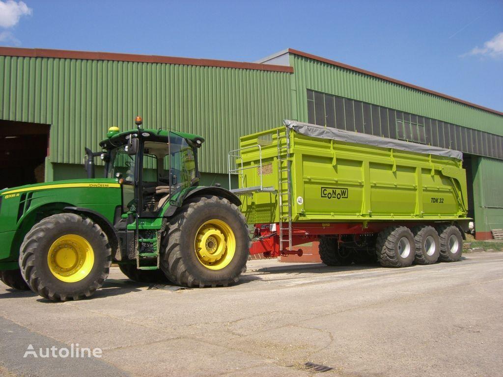 nova prikolica za prevoz zrna CONOW TDK 32