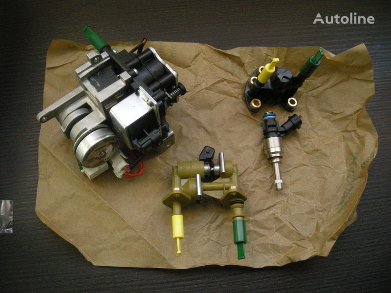 novi AdBlue rezervoar za kamiona VOLVO FH
