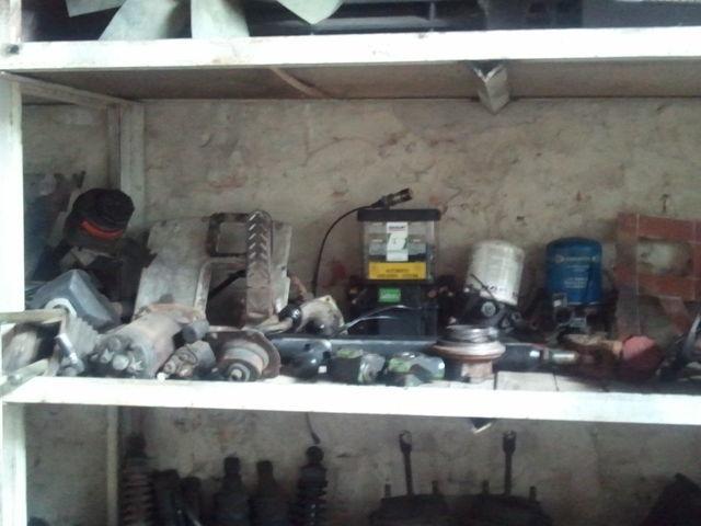 amortizer za tegljača DAF 95XF