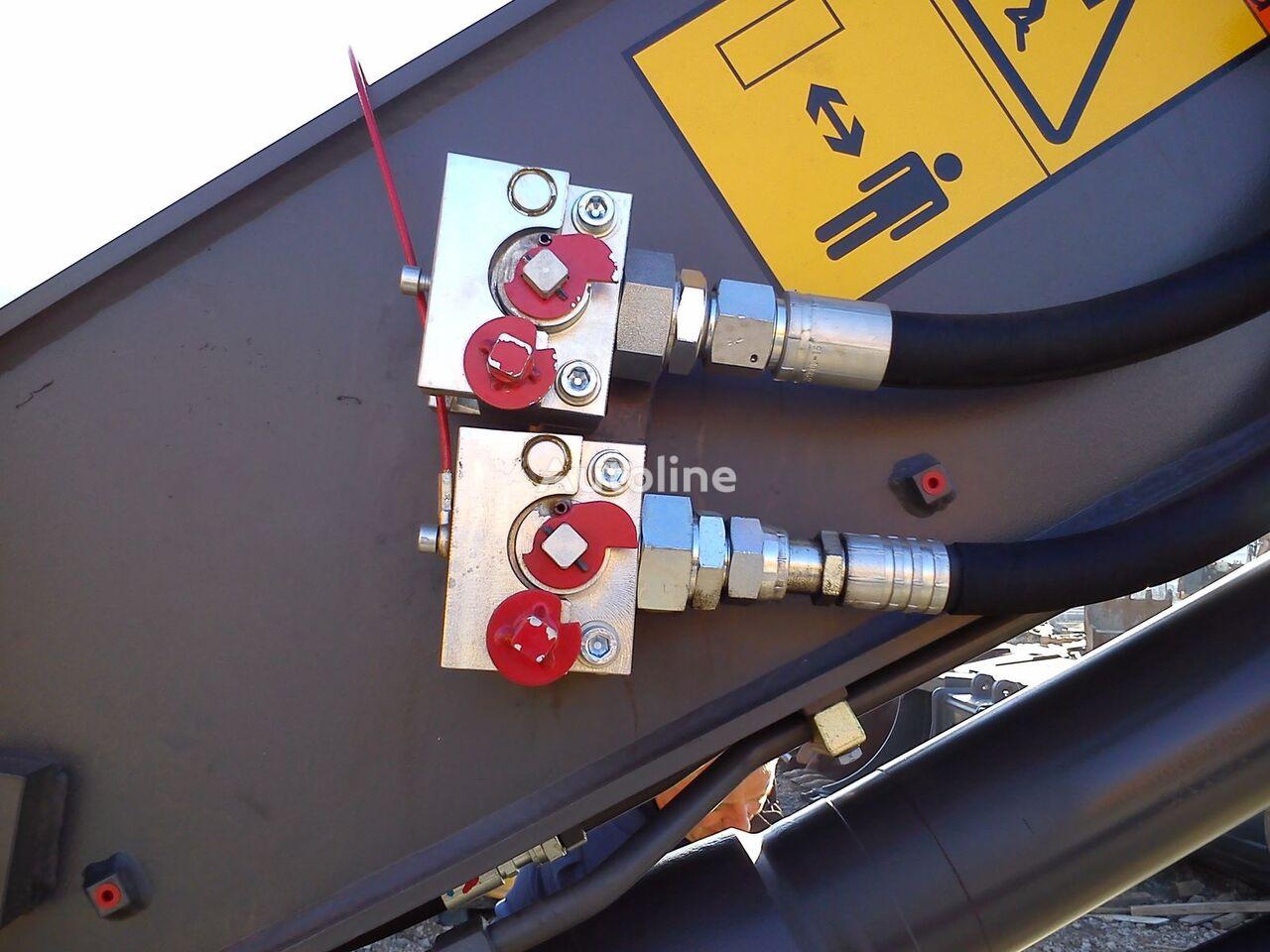 nova brza spojnica  Balavto coupler B-Quick for hydraulic hoses