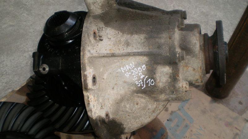 diferencijal  MAN HY13110 ,37/10.  37/12 za tegljača MAN F2000