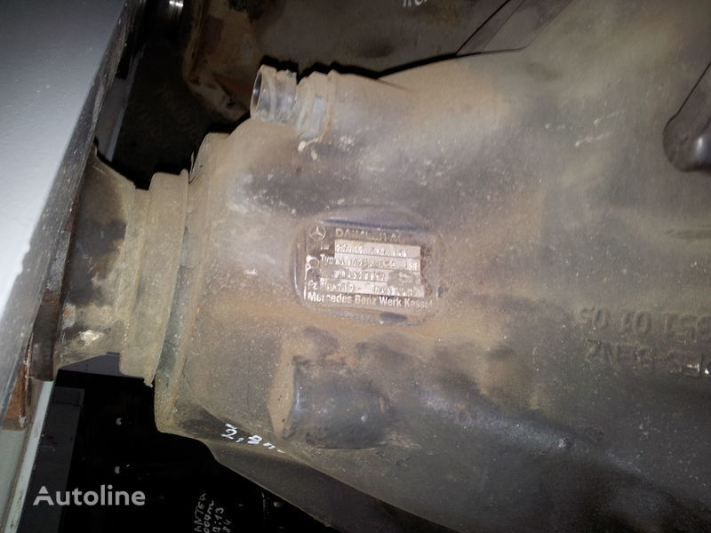 diferencijal  Mercedes Benz actros, axle gear, MP3 axle HL6 ratio 37/13, 2.84 za tegljača MERCEDES-BENZ Actros