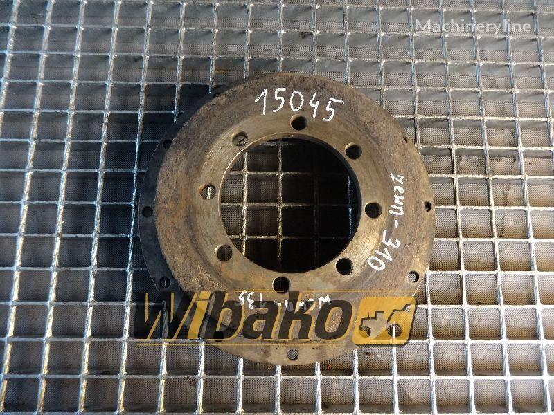 disk kvačila  Coupling 0/135/310 za bagera 0/135/310