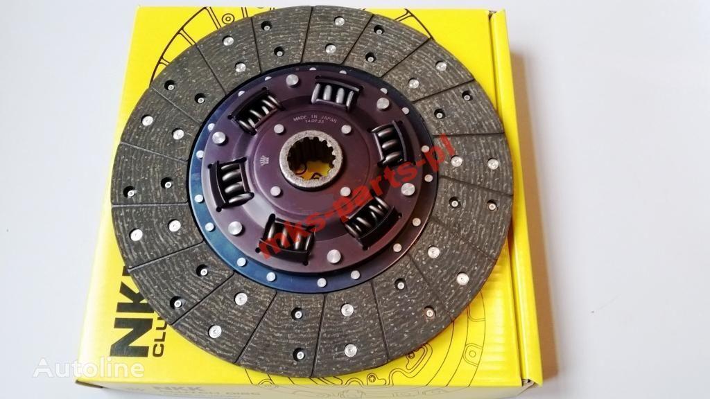 disk kvačila za kamiona MITSUBISHI CANTER 3.9 TD - SPRZĘGŁO - TARCZA