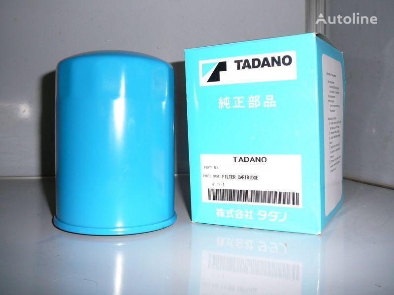 novi filter za ulje  Yaponiya dlya manipulyatorov UNIC, Tadano, Maeda. (Yunik, Tadano, Maeda) za utovarivača