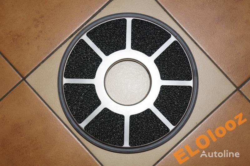 filter za vazduh za kamiona OKRĄGŁY RVI 0003566041