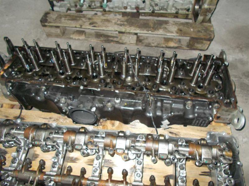 glava cilindra  OM471LA.6-6 za tegljača MERCEDES-BENZ ACTROS MP4