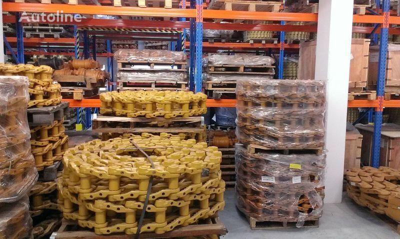 nova gusenice  HITACHI roliki , cep, napravlyayushchie kolesa za bagera HITACHI 120,130,135,160,180,200,210,225,240,250,300,330,350