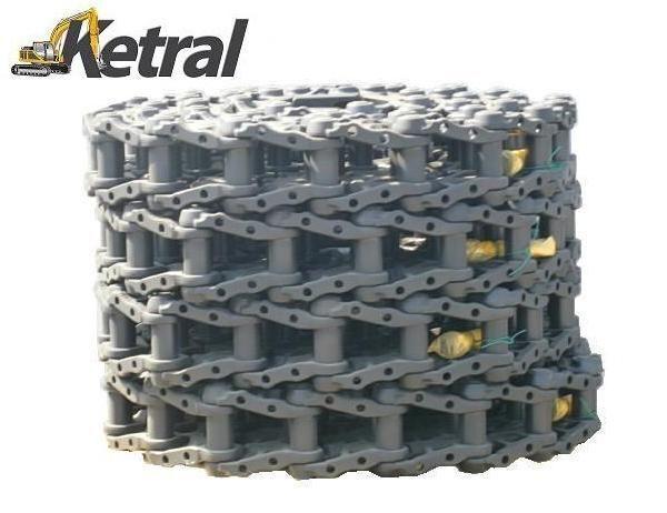 gusenice  DCF Chain - Ketten - Łańcuch za bagera KOMATSU PC210-6